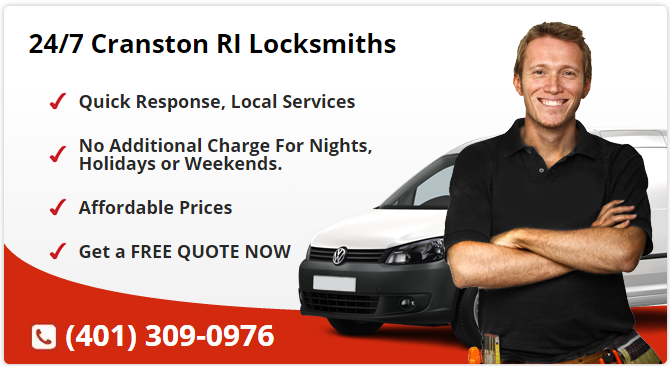 24 Hour Locksmith Cranston RI